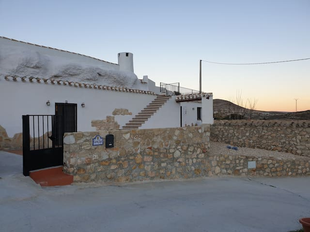 Cueva Luja, Bed and Breakfast, Fuente Nueva
