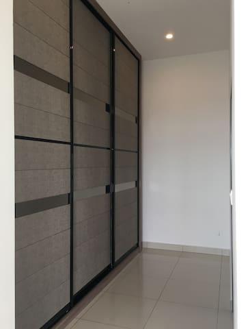 Master Room- wardrobe