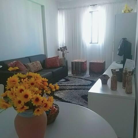 FLAT - HOME SERVICE PARQUE DA JAQUEIRA!!!