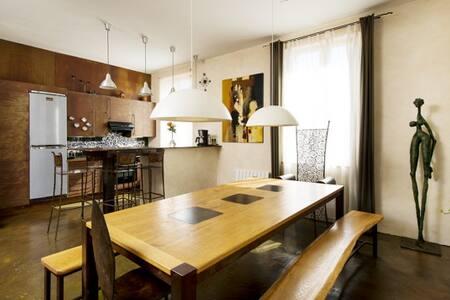 Gîte Pablo - Saint-Sauveur-en-Puisaye - House