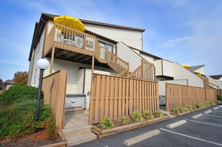 Club Ocean Villas II, Ocean City, Maryland - Ocean City - Villa