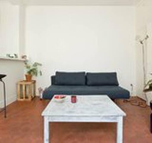 Studio cosy dans le centre de Paris