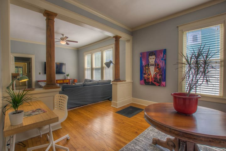 Blues City Abode - 2 BR/1BA in Cooper-Young