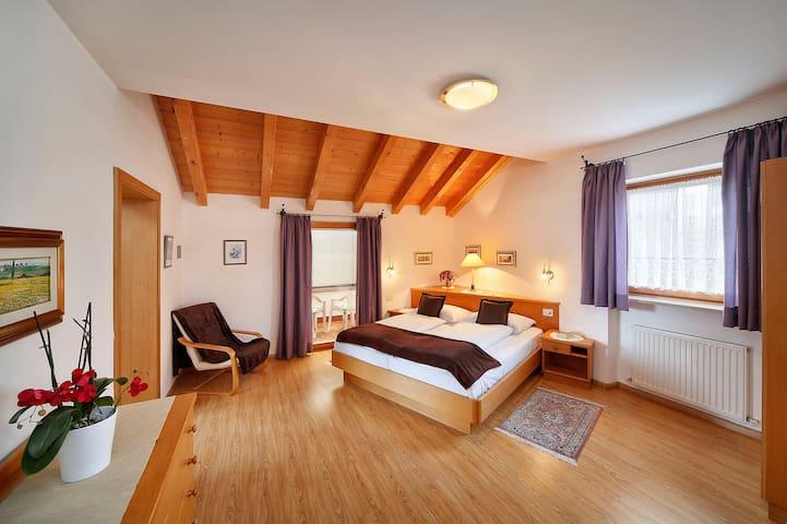 Schöne Zweizimmerwohnungen in Panoramalage - Tirol - Apartment
