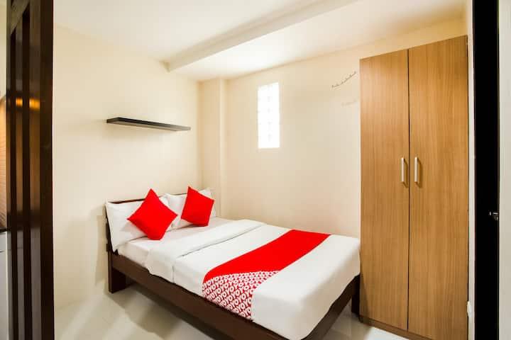 Superior Double Room In Solange Apartelle