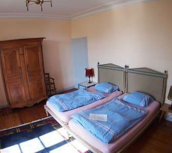 Schönes Zimmer für, nur 15 min vom Atlantik! - Vendée