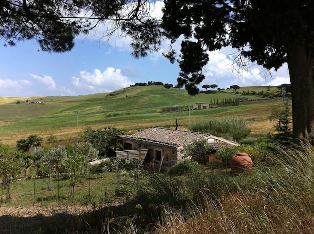 La Casina dei Turchi - Xireni - Madonie - Castellana Sicula - Rumah