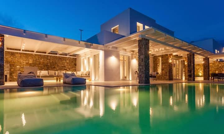 Villa Anarina 2 Elia Mykonos