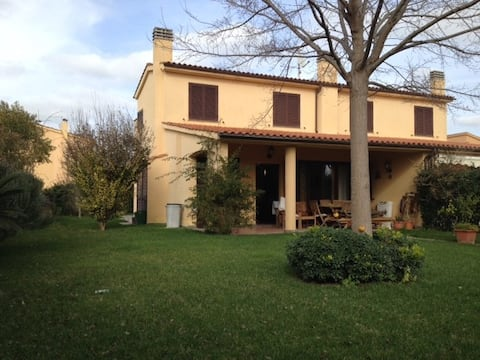 Huis op het platteland in Torre di Maremma Resort