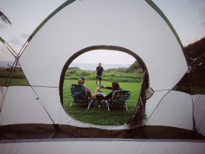 Epic Maui Camping 5