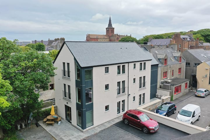 Apt 3, Frasers Close Apartments, Kirkwall