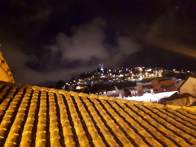 El Panecillo in Quito