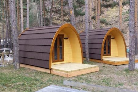 Innovative strutture Fiabesche - Beaulard, Oulx - Igloo