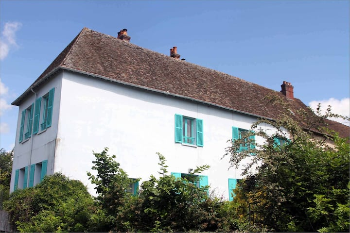 The Blue House, Giverny