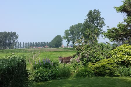 B&B Country HeART - Sint-Laureins - Bed & Breakfast