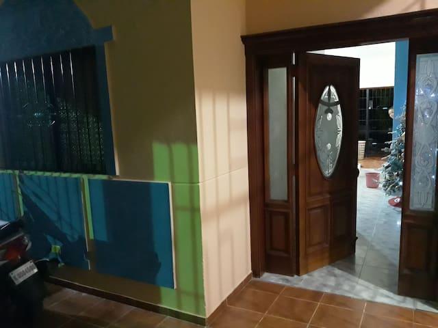 habitacion prerfecta para invitados.
