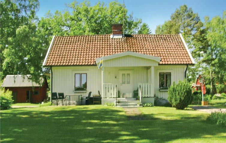 Holiday cottage with 2 bedrooms on 79m² in Fliseryd