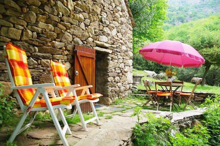 Gite en plein cœur des gorges d'Héric - Mons - Loma-asunto
