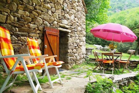 Gite en plein cœur des gorges d'Héric - Mons - Отпускное жилье