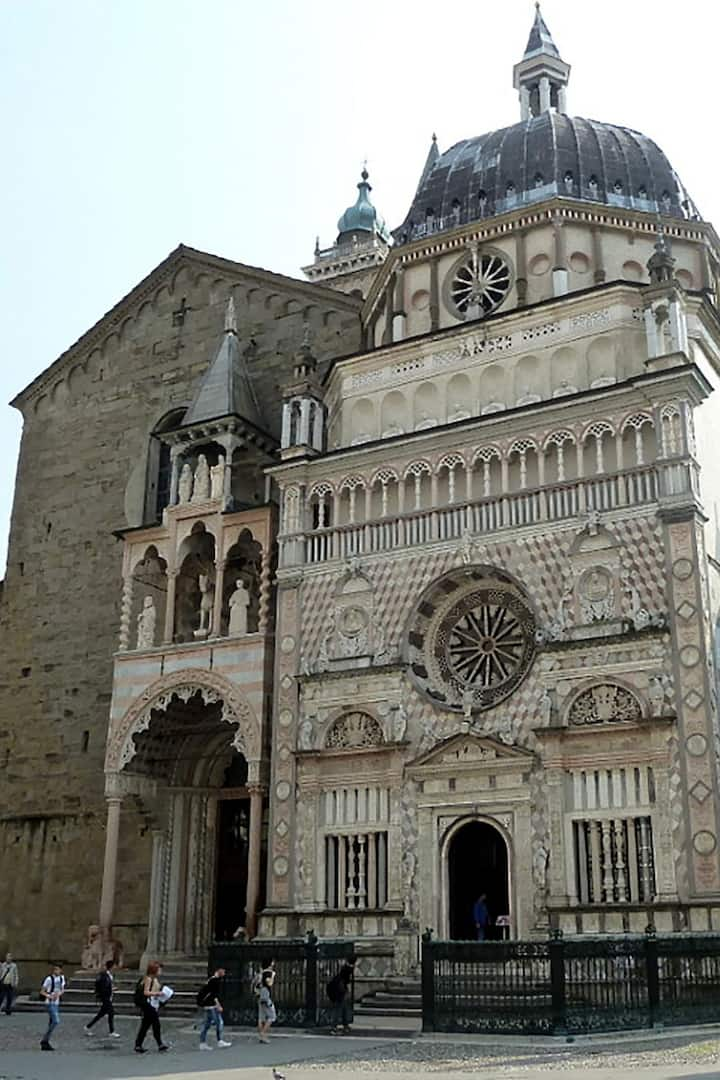 Капелла Коллеони. XV век