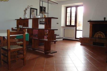 Appartamento Pievefavera, frazione di Caldarola - Pievefavera - 独立屋