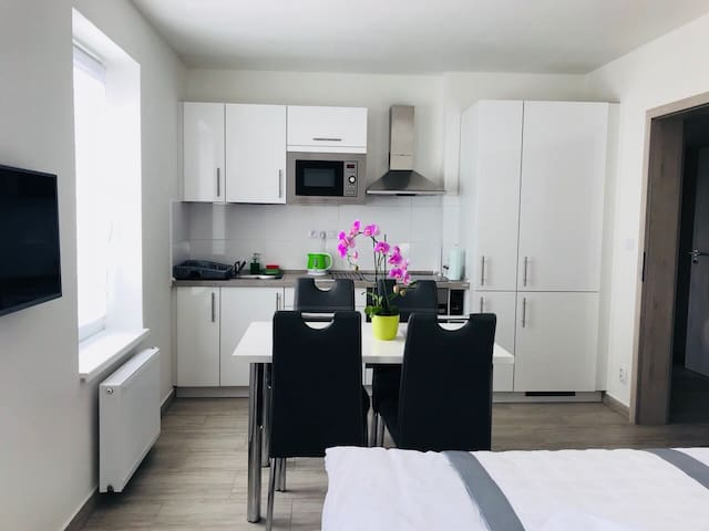 Panorama Apartment 6 - New flat in city centre