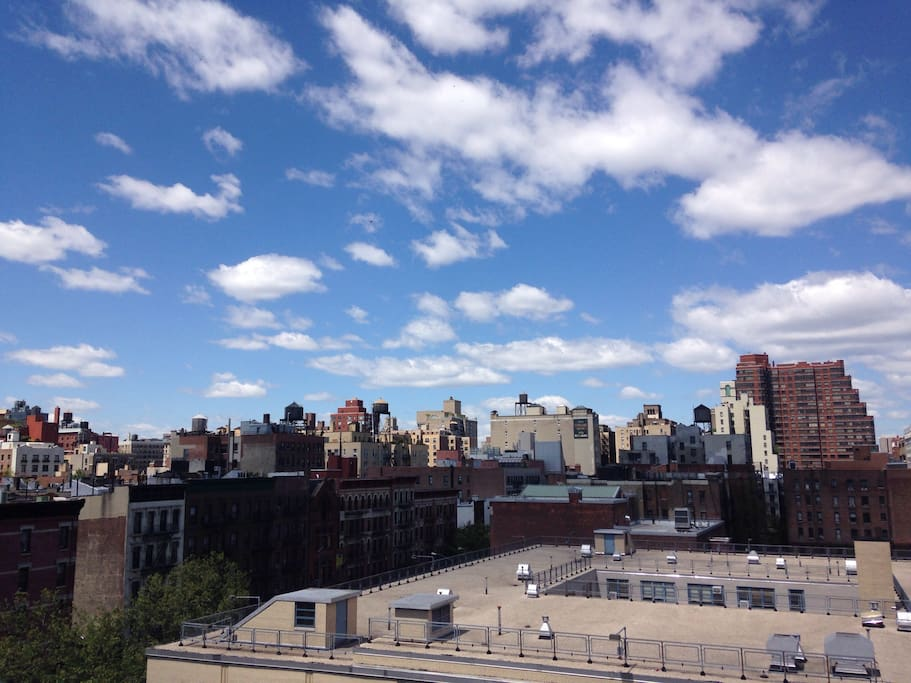 Your manhattan rooftop penthouse near central park for Stanze in affitto new york manhattan