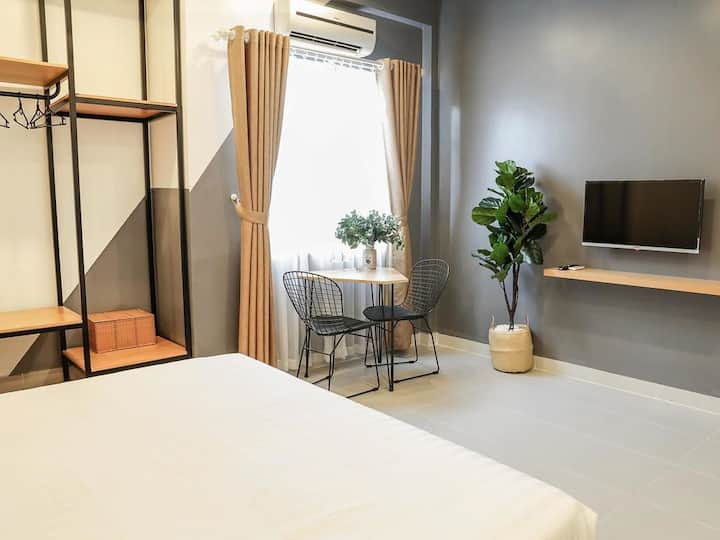 7S Hotel Hoang Anh Vung Tau - Deluxe Double Room