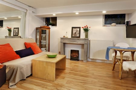 Cosy flat with a private sauna - Ljubljana - Wohnung