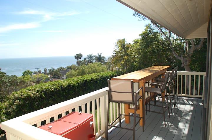 Ocean View Home In Summerland!