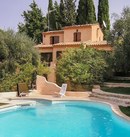 Luxurious house 15km from Cannes - Peymeinade - Casa