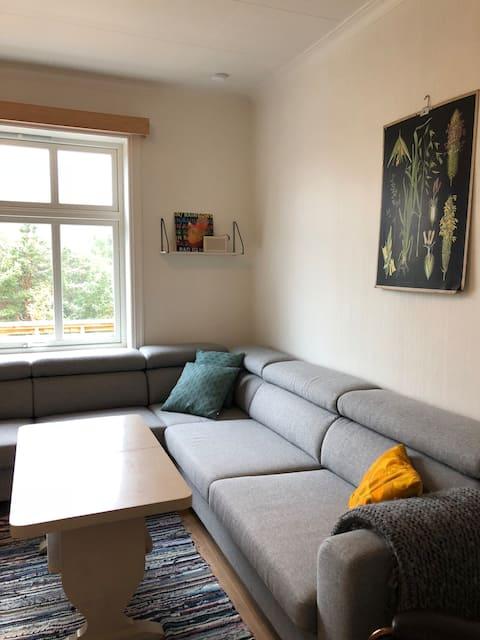 Sjarmerende bolighus på idylliske Svanøy