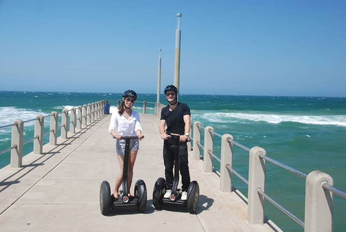Nearby Attraction Segway