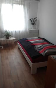 Welcome home! Cozy room close to nature and city - Wohnung