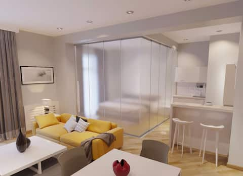 Apartamentos WHITE CITY