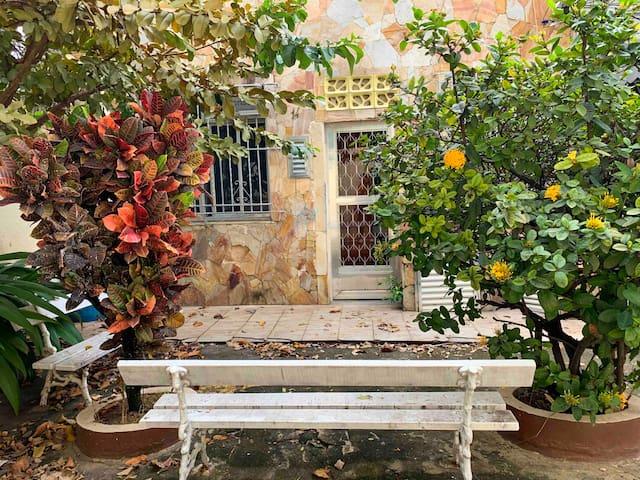 Casa confortável em vila na Tijuca