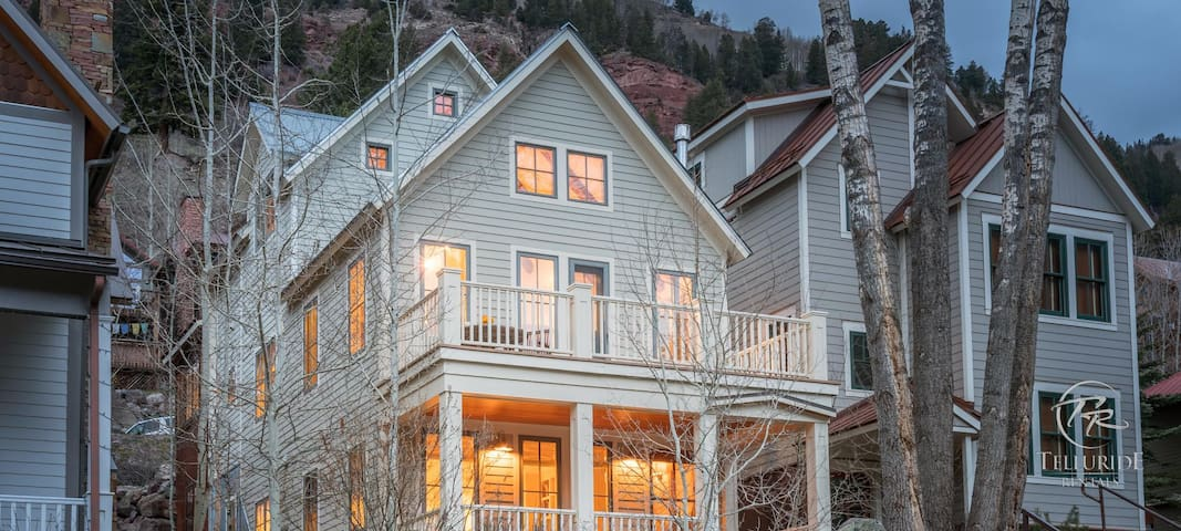 Pandora Place-An Adorable Sunny Side Home - Telluride - Hus