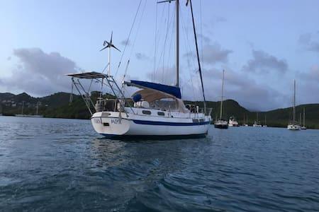 A floating getaway on Khaya Moya