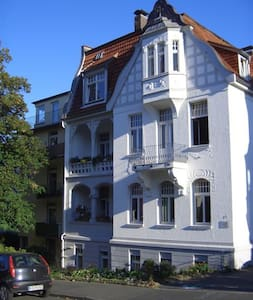 Exklusives Zimmer in Villa am Bergpark - Kassel
