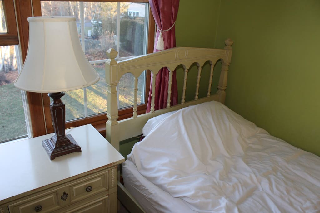 2nd Single bed