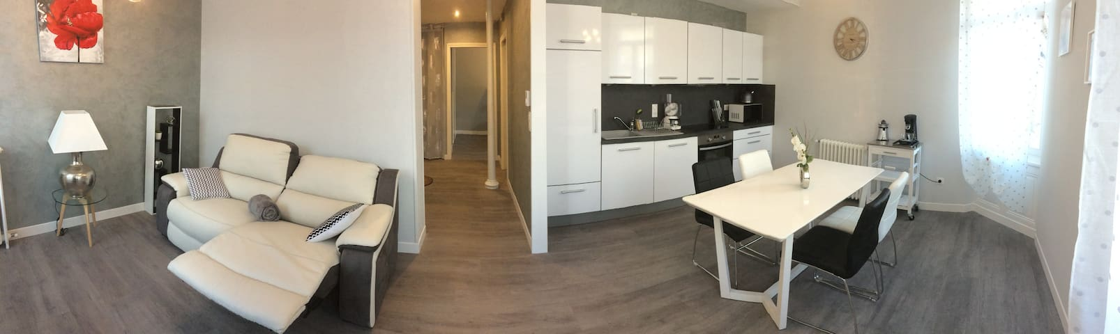 Très bel appartement lumineux