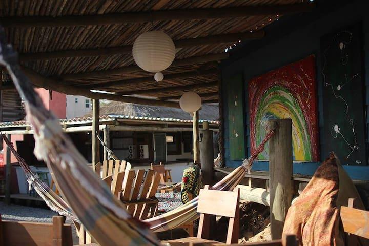 Habitación Privada Hostel en Punta del Diablo