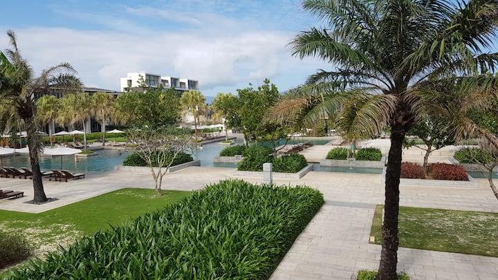 3BR Villa 5*, Modern - Seaview, Hyatt Danang