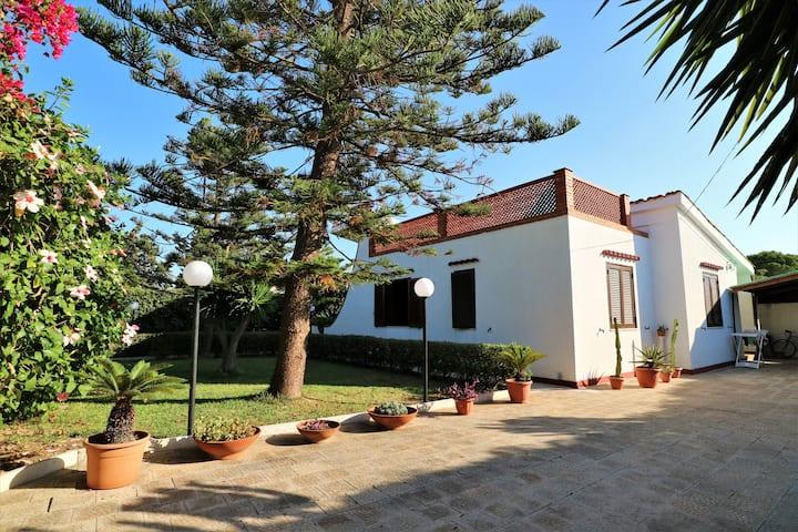 Villa Flora: un'oasi verde a due passi dal mare