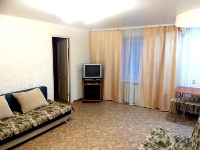 Квартира в Краснокамске на сутки