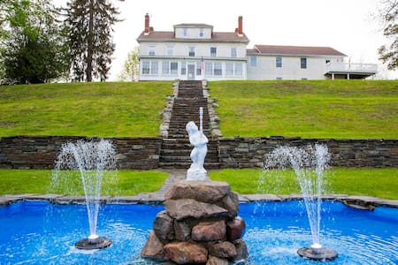 Orchard Hill SANITIZED Private 1 Hr NYC Pool, Spa