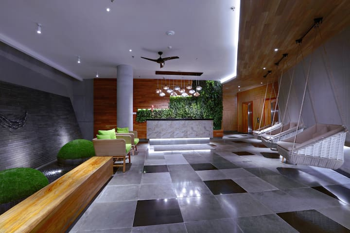 Modern Boutique Hotel near Airport