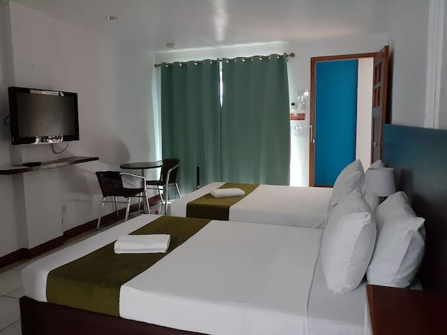 Superior Room for 3 to 4 persons