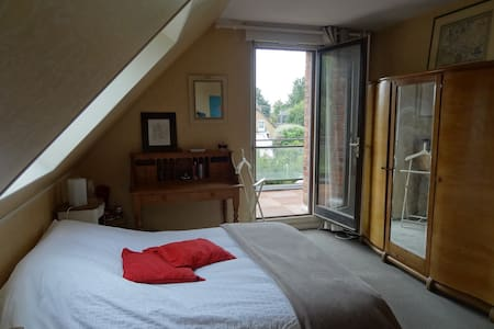 Rooms in heart of nice village close to Lille - Herlies