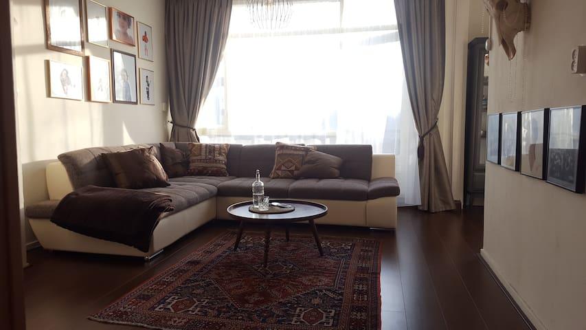 Cozy modern apartment in Amsterdam - Amsterdam - Lejlighed